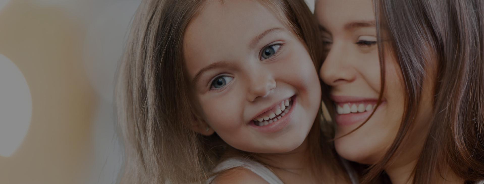 Nous proposons des soins adaptés aux  enfants  et à leurs besoins spécifiques.